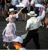 Bailes Zona Centro
