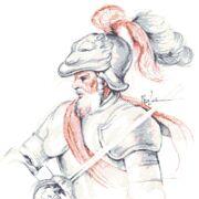 Melchor Bravo de Saravia y Sotomayor: 1517-1577