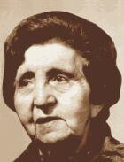 Irma Salas Silva: 1903-1987