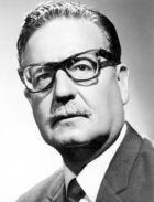 Salvador Allende Gossens:1908-1973