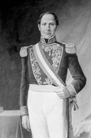 José Joaquín Prieto Vial: 1786-1854