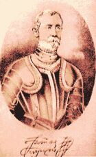 Francisco de Aguirre: 1508-1581