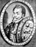 Francis Drake: 1540-1596