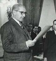 Juan Antonio R�os Morales: 1888-1946