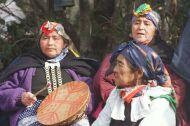 Los Mapuches: Religi�n, ense�anza y ceremonias