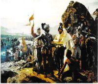 Llegada al valle del Mapocho y fundación de Santiago