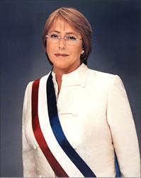 Michelle Bachelet Jeria (2006 - 2010)
