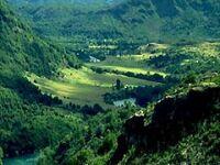 �reas de conservaci�n de los recursos naturales